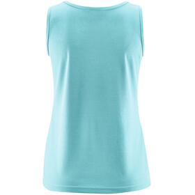 Maier Sports Petra Top Dames, turquoise